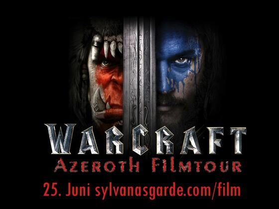 Warcraft der Film - Unsere Filmtour dazu.