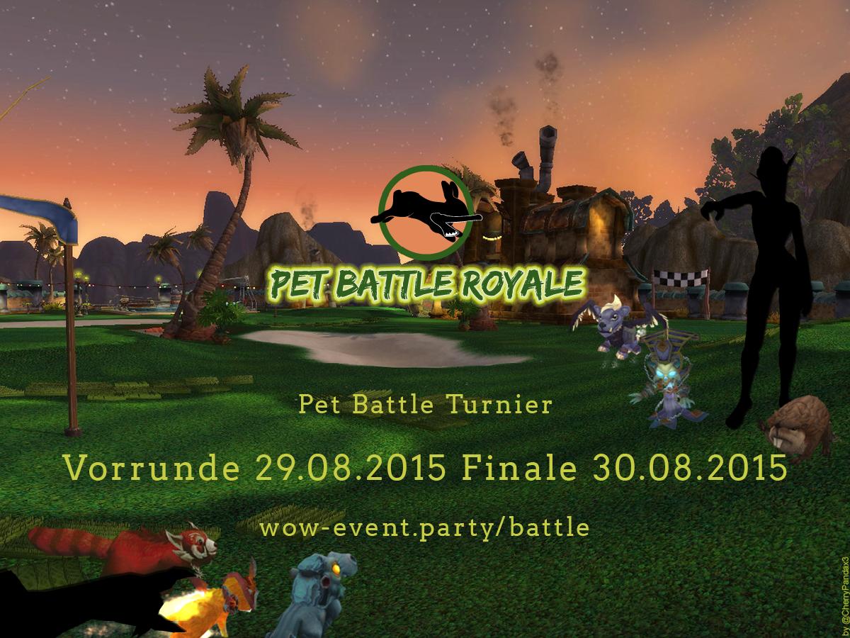 Haustierkampfmeisterschaft 2015