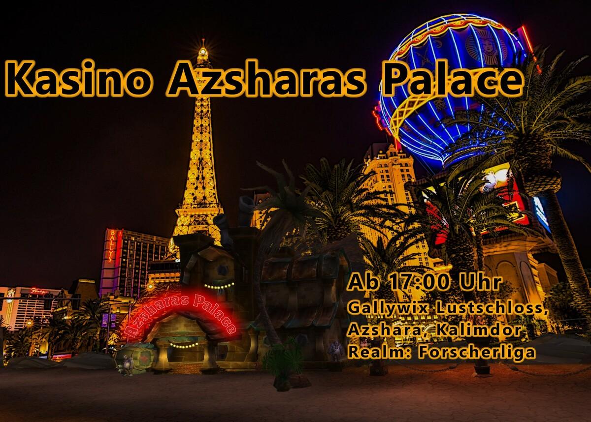 Kasino Event: Vermutlich die dritte Version